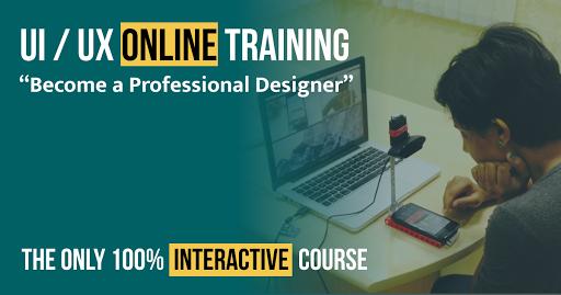 UI UX online professional