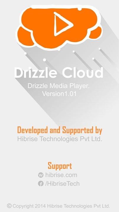 MobileApp concept DrizzleCloud 5