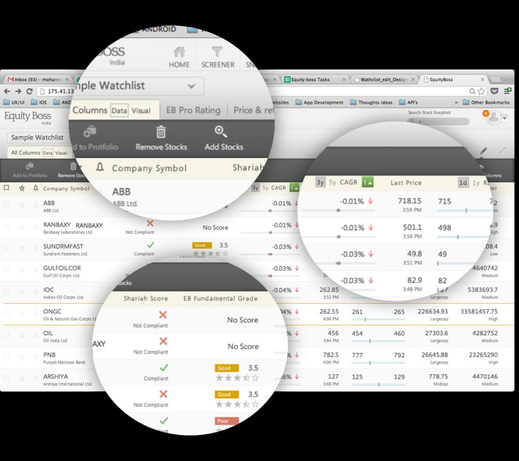 Webapp EquityBoss 2